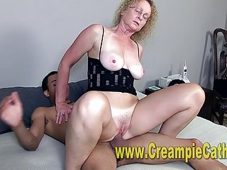 Amateur;Cougars;Creampie;Interracial;Matures;HD Videos;Leaves;Young BBC;Huge BBC;Young Creampie;BBC;Young;Creampie Cathy Young BBC Leaves Huge Creampie
