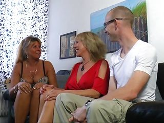 Matures;Threesomes;Threesome mature threesome