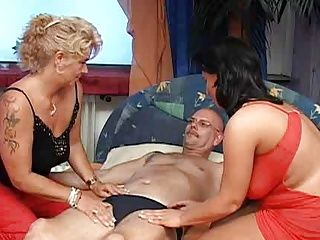 Amateur;Group Sex;Matures;Threesome;Threesome Fuck;Old Mandy Meets Amats...
