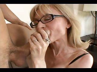 Matures;MILFs;Stockings;Fitness;Mother;Orgasm;Big Tits;MILF Cock Fit Milf Knows Her Way Around a Cock