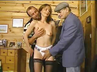 Matures;Wife Sharing;Wife;Threesome;Mother;His Wife;Old Wife;Sharing;Man;Old Sharing His Wife...