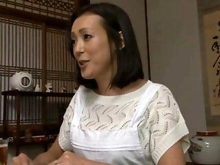Asian,Japanese,Mature,Cumshots,Dildos/Toys,Group Sex,Hardcore,Threesomes As she's gotten older, mature...