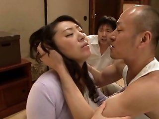 Anal,Asian,Japanese,Blowjob,DP,Group Sex,Mature,Hardcore,Threesomes Aya Kitagawa is a hot mature Asian...