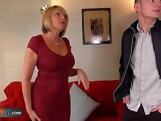 Big Tits;Amateur;Mature;Blonde;HD Agedlove old and...