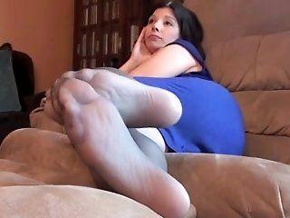 Foot Fetish,Fetish,Mature