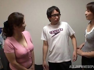 Asian,Japanese,Mature,Big Tits,Blowjob,Big Dick,Hardcore,Babes,Threesomes Japanese AV Model...
